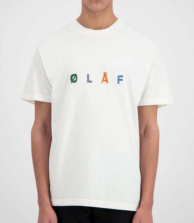 Olaf Hussein Chain Stitch T