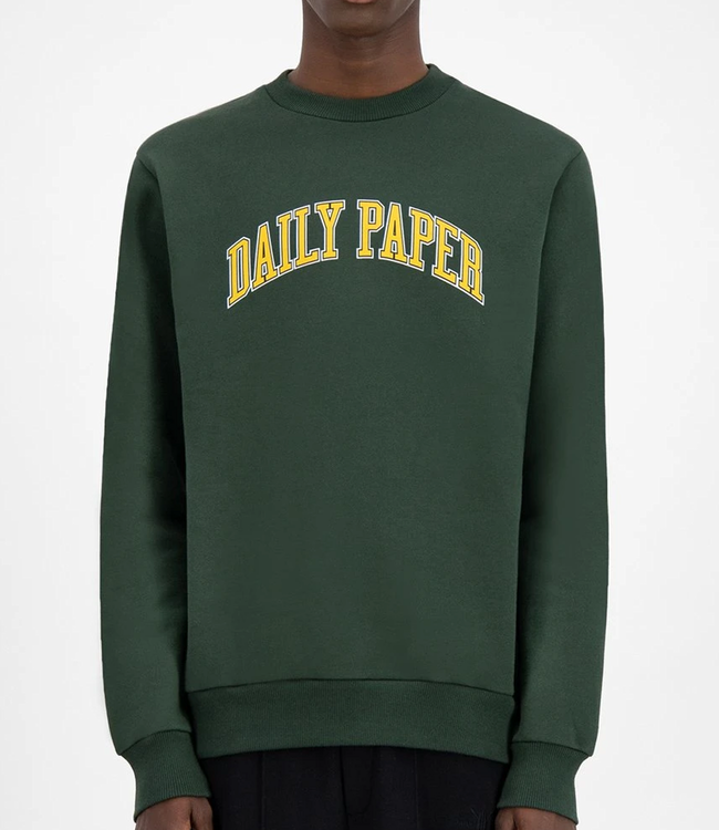 Daily Paper School of Hard Knocks college sweater