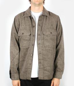 Woodbird Glixto Wool Shirt