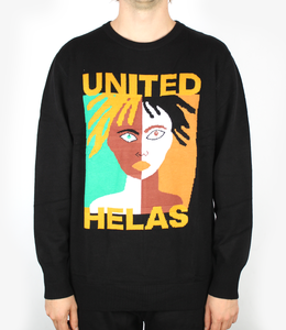 Helas United Knit Sweater