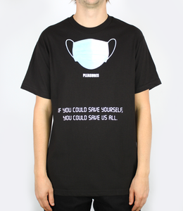 Pleasures Save Yourself T-shirt