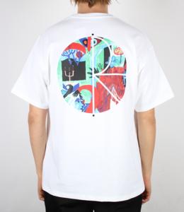 Polar Skate Co. Moth House Fill Logo T-Shirt