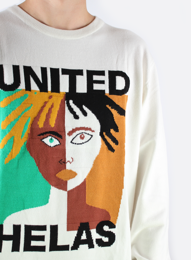 United Knit Sweater