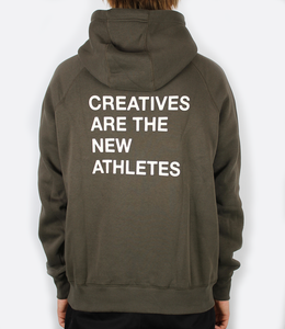 The New Originals Creatives Are The New Athletes Hoodie