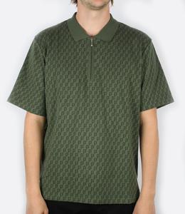 Polar Skate Co. Zip Pique Shirt