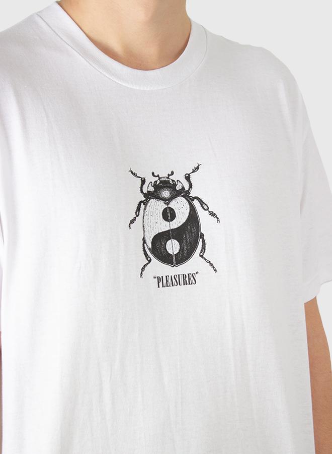 Bug T-shirt White