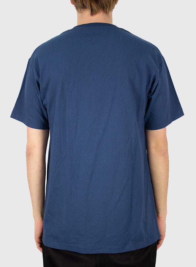 Boundary T-shirt Harbor Blue