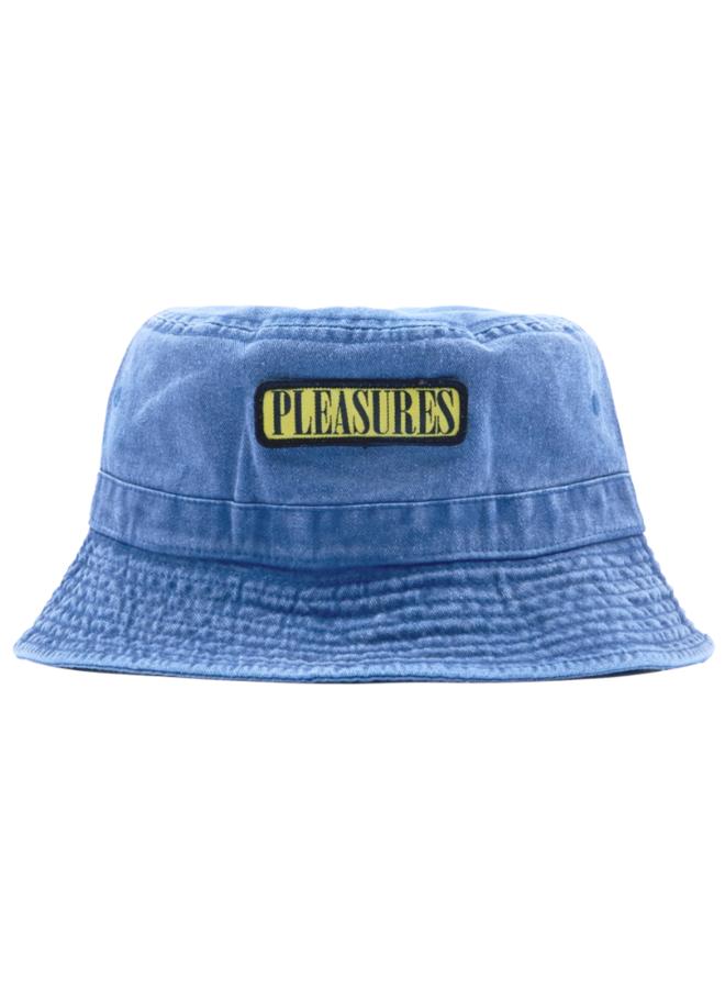Spank Bucket Hat Washed Blue
