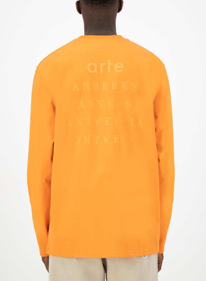 Lenny Antwerp Orange