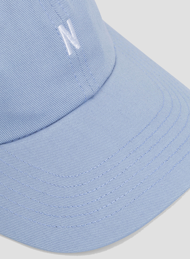 Twill Sports Cap Clouded Blue