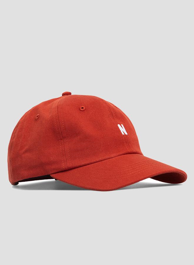 Twill Sports Cap Industrial Orange