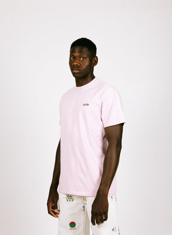 Tissot Back Roses Pink