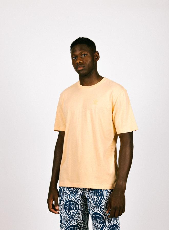 Adicolor Classics Mm Trefoil T-shirt Glow Orange
