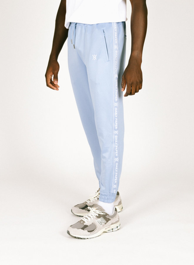 Etape Logo Track Pants Bel Air Blue