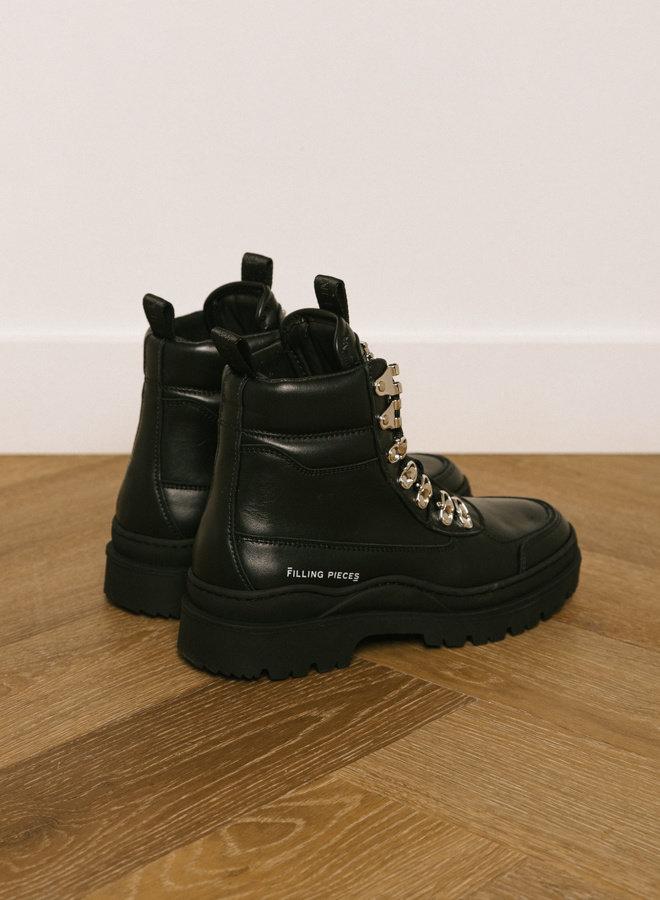 Mountain Boot Nappa Black