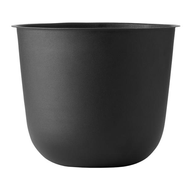 Menu Wire Pot - zwart H: 17 cm / Ø: 23 cm