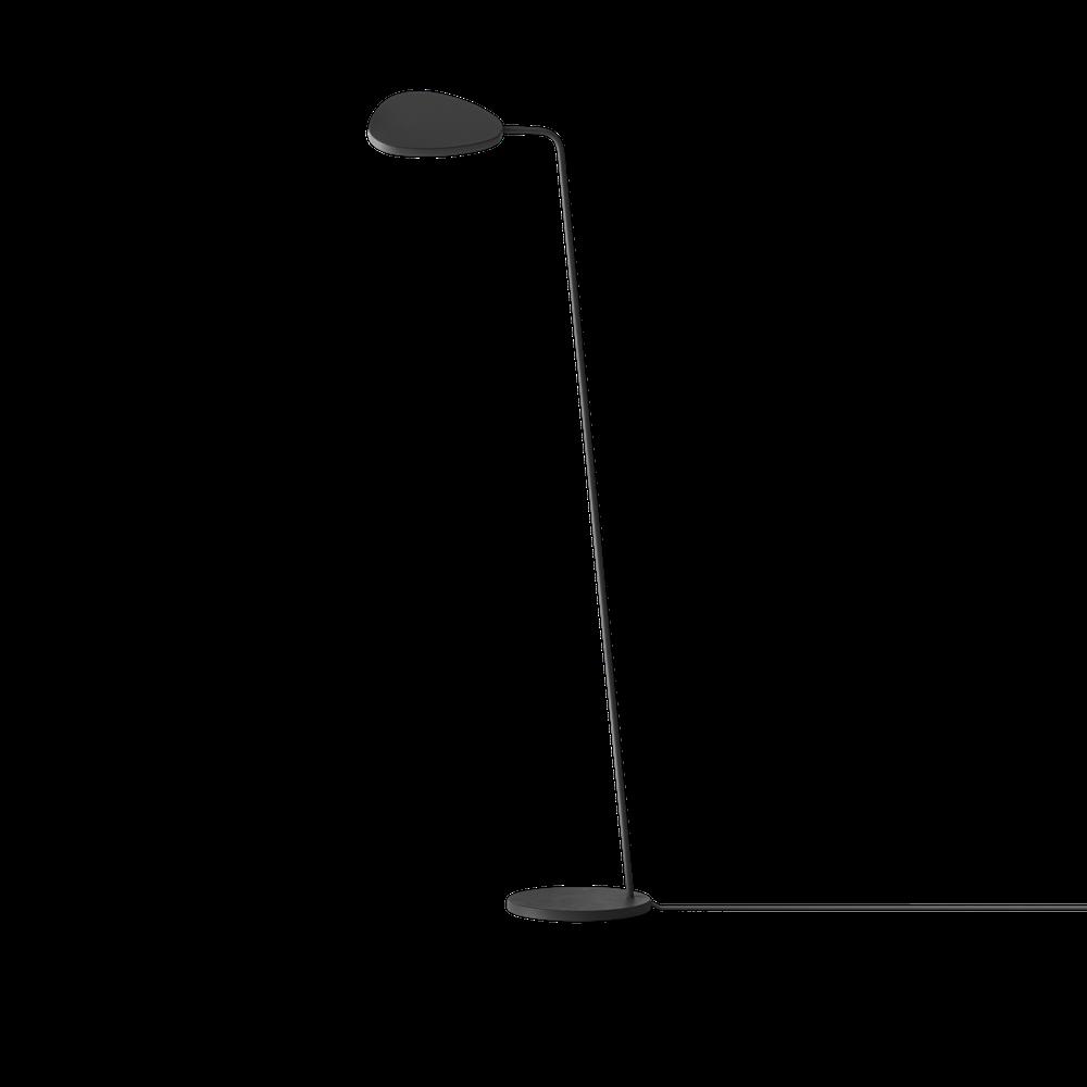 Muuto Floor Leaf Lamp - Black