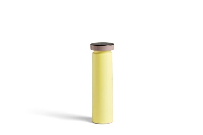 HAY Sowden peper en zout molen (licht geel)