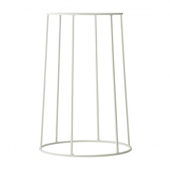 Menu Wire Base - 404 - White