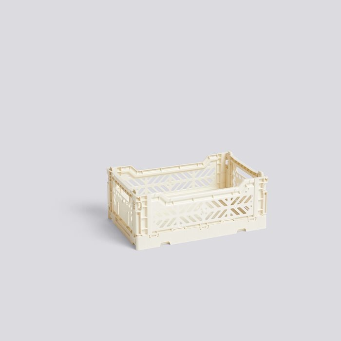 HAY COLOUR CRATE S OFF WHITE