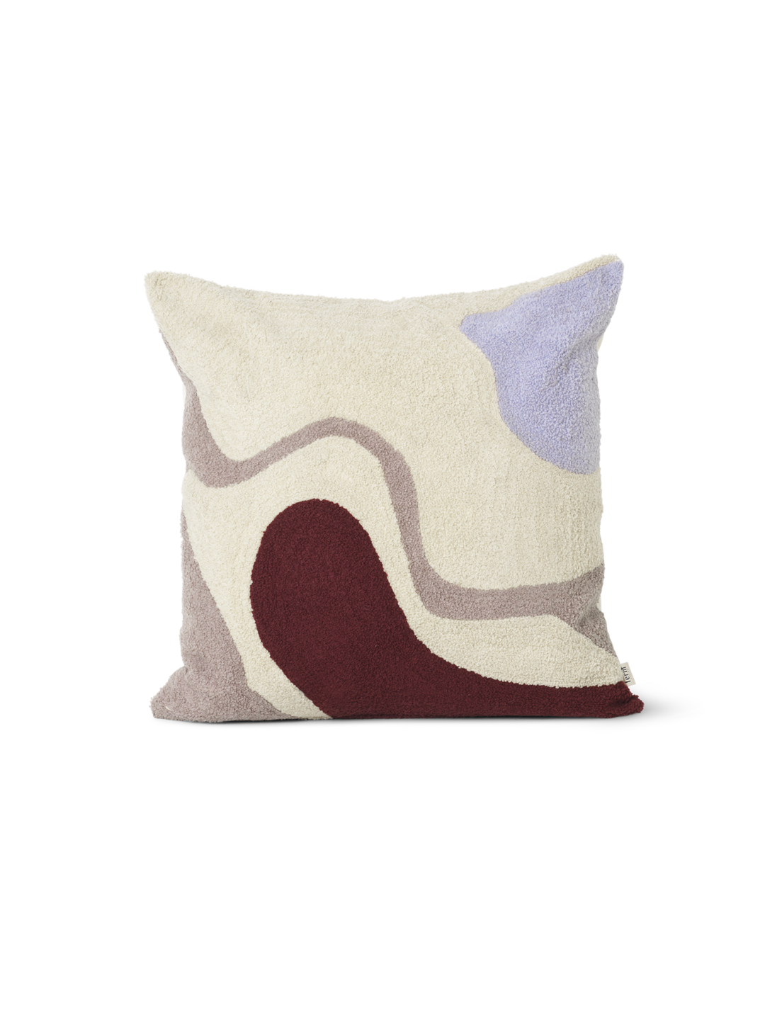 Ferm Living Vista Cushion - Off-white