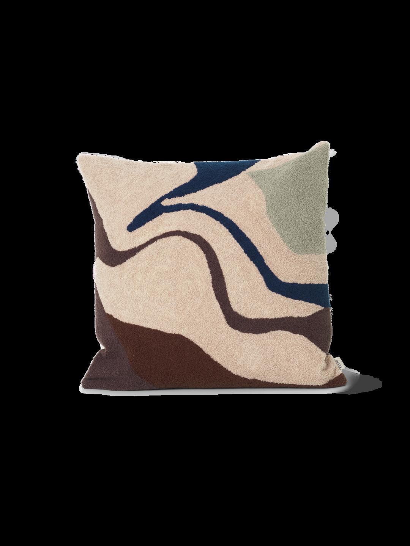 Ferm Living vista cushion beige