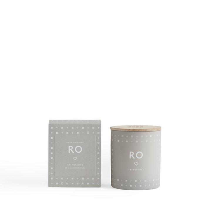 Skandinavisk Ro scented candle w.lid