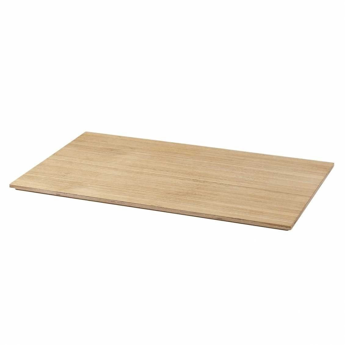 Ferm Living houten tray voor plantbox Large
