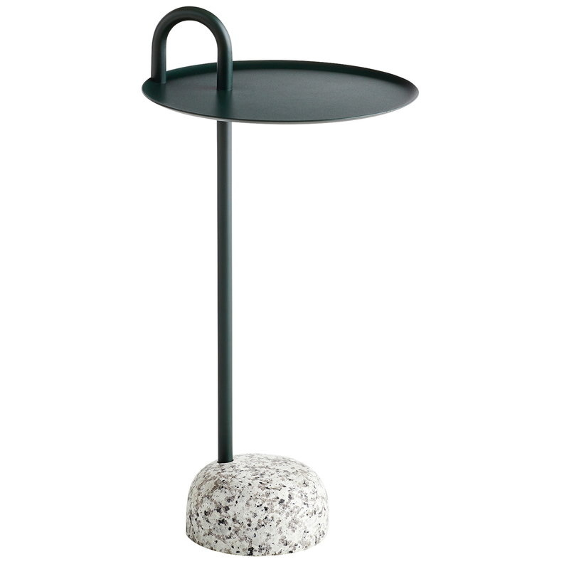 HAY Bowler Side Table - Fir Green