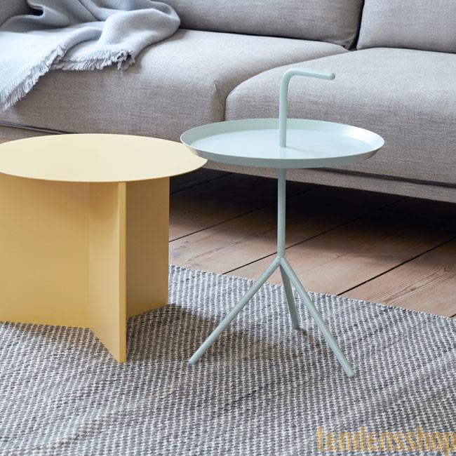 HAY MOIRÉ KELIM GREY 200x300 showroom model