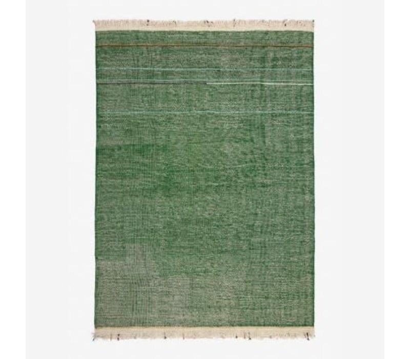 Kvadrat Argali 180×240 cm groen showroom
