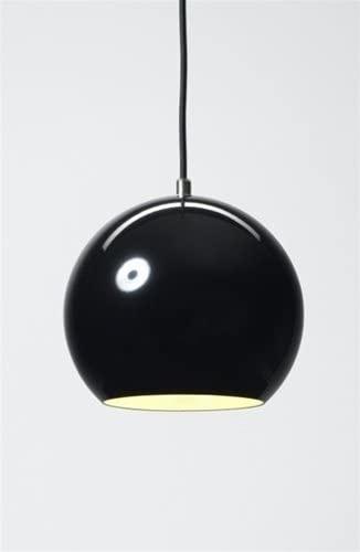 &Tradition Topan VP6 Hanglamp zwart
