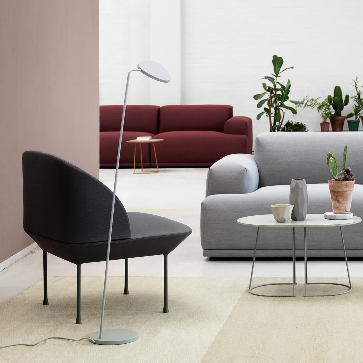 Muuto Airy Coffee Table - Medium - Grey