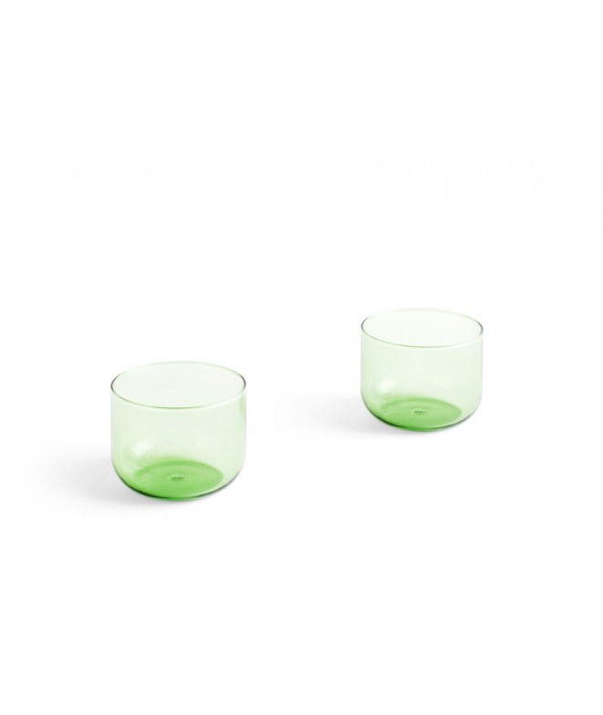 HAY Tint Glass - 2 pcs - 200ml - green