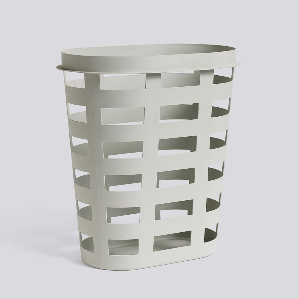 HAY HAY laundry basket large light grey