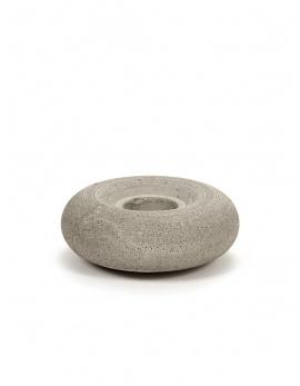 Serax Candleholder Brick Concrete