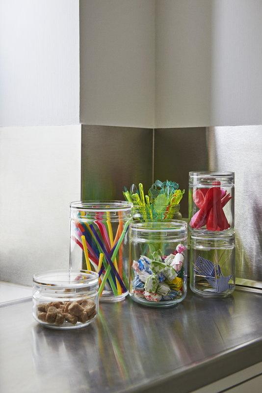HAY Japanese Glass Jar medium