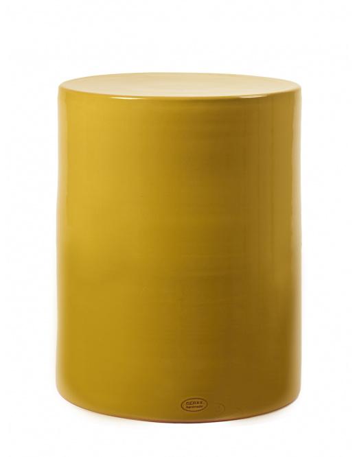 Serax Serax pot bijzettafel oker D37 H46