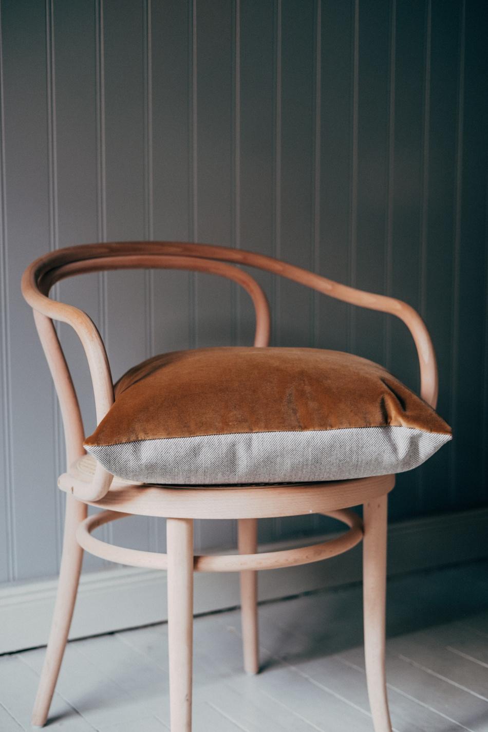 HAY Cushion Ectlectic Caramel