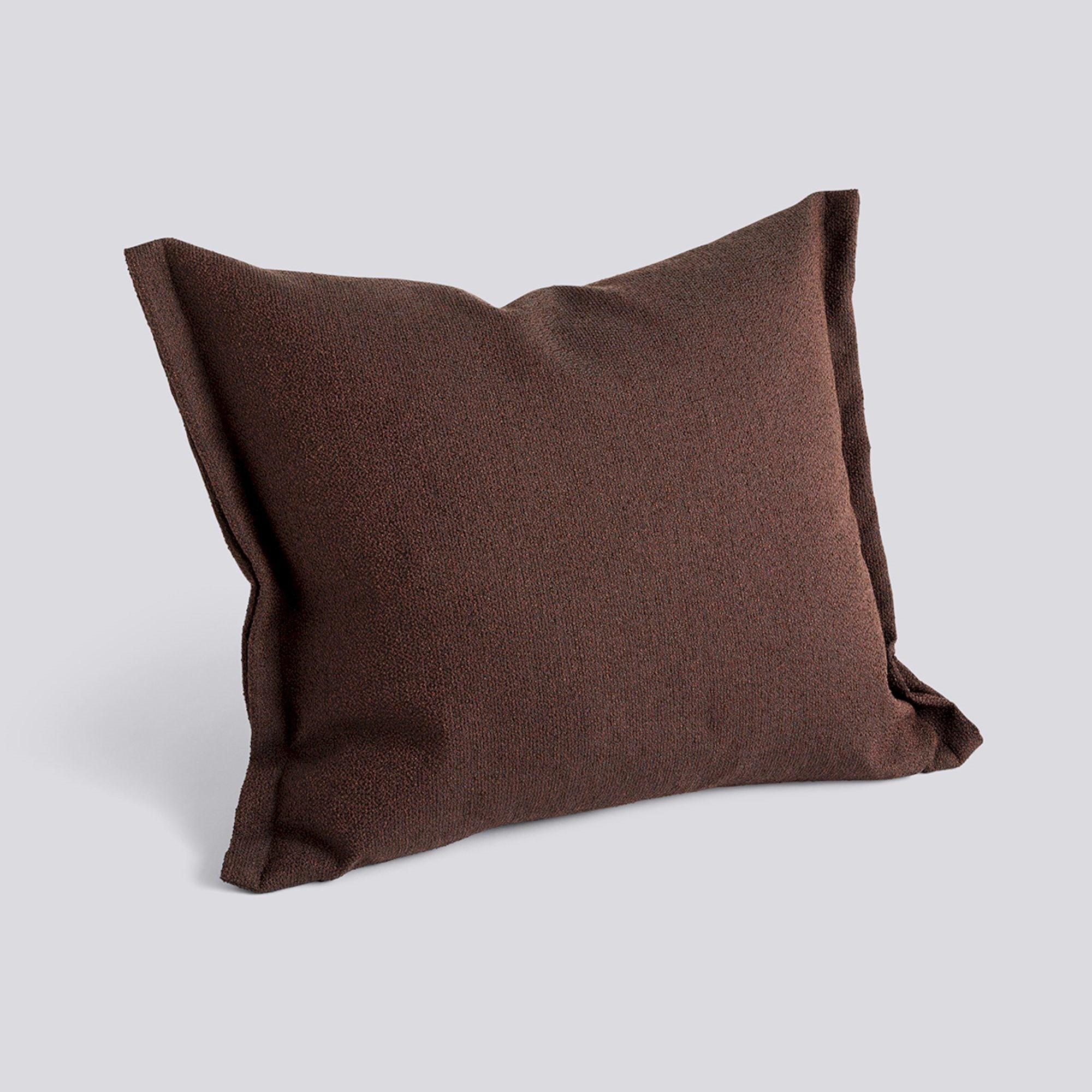 HAY Cushion Plica Sprinkle Bordeaux