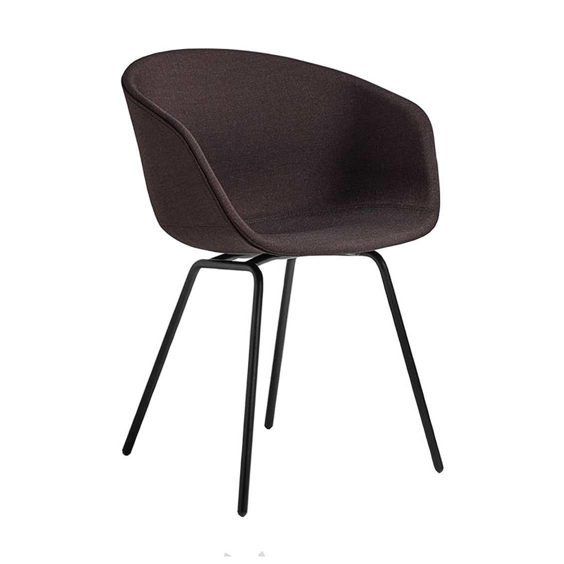 HAY AAC 27  Beklede stoel met metalen poot (prijsgroep 1 )