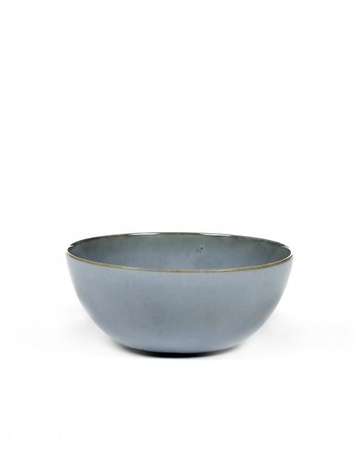 Serax Anita Le Grelle - Bowl M (d13,7cm) - Smokey Blue