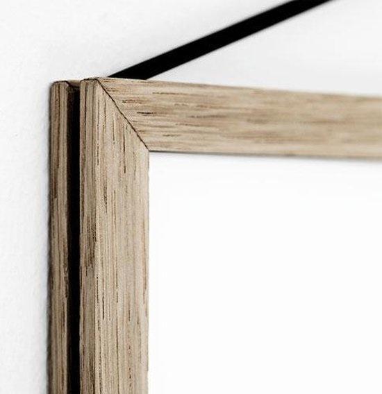 Frame- Oak  A4
