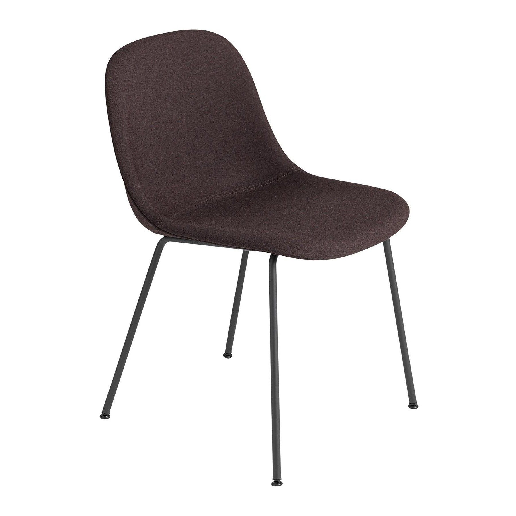 Muuto FIBER SIDE CHAIR / TUBE BASE / TEXTILE SHELL - Remix - All Colors