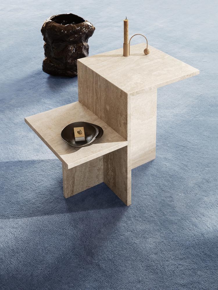 Ferm Living Stone match box cover - Brass