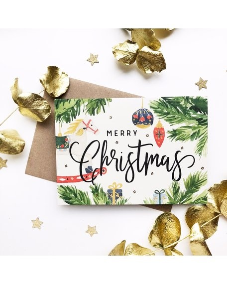 Creative Lab Amsterdam Merry Christmas card