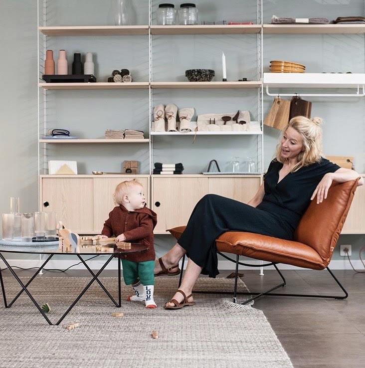 Jess JESS - Earl lounge seat - lage rug