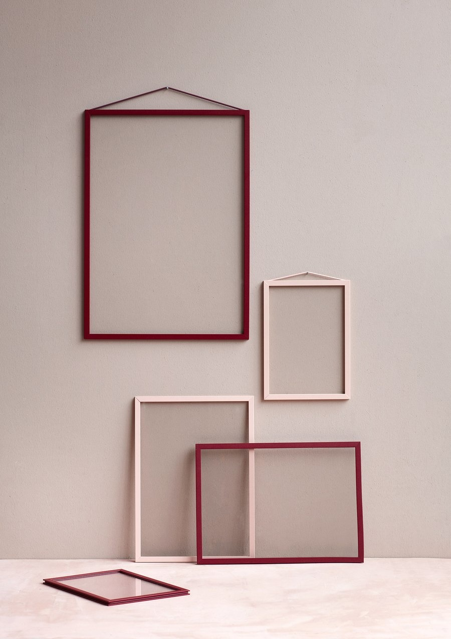 Moebe FRAME - A4 - DEEP RED