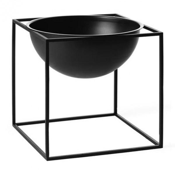 ByLassen Kubus Bowl Large - black