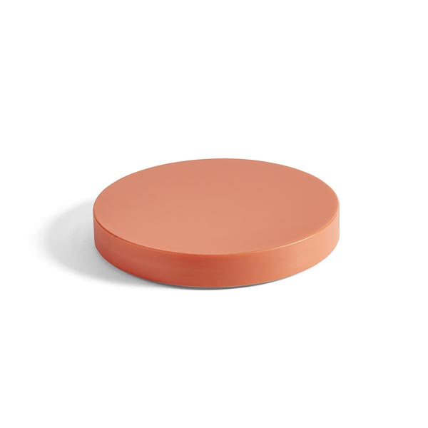 HAY Chopping Board Round - M - Coral